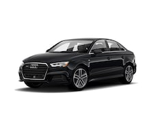 New 2018 Audi A3 2.0T Premium Sedan WAUJ8GFF9J1018636 for sale in Latham, NY