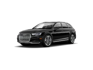 New 2018 Audi A4 allroad 2.0T Premium Plus Wagon Burlington Vermont