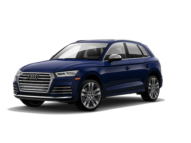 New 2019 Audi SQ5 3.0T Premium Plus SUV WA1B4AFY8K2002175 Near Los Angeles