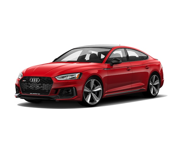 New 2019 Audi RS 5 2.9T Sportback WUABWCF52KA900586 Near Los Angeles