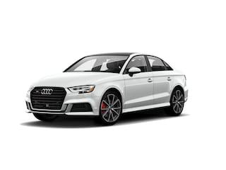 New 2018 Audi S3 2.0T Premium Plus Sedan WAUB1GFF9J1044355 near Smithtown, NY