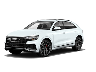 2019 Audi Q8 Premium Plus SUV