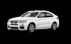 2018 BMW X4 M40i Sports Activity Coupe