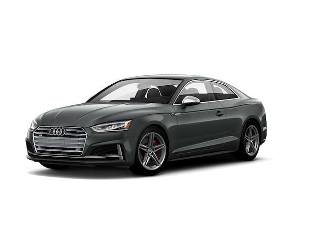 New 2019 Audi S5 Coupe Premium Plus Coupe Denver Colorado