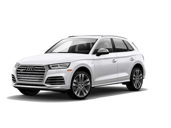 New 2018 Audi SQ5 3.0T Premium Plus SUV Los Angeles County California