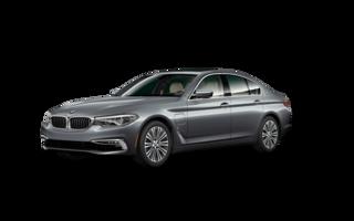 2018 BMW 5 Series 530e Xdrive Iperformance Sedan
