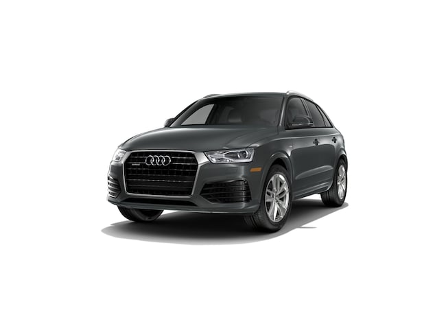 New 2018 Audi Q3 2.0T Premium SUV Mohegan Lake