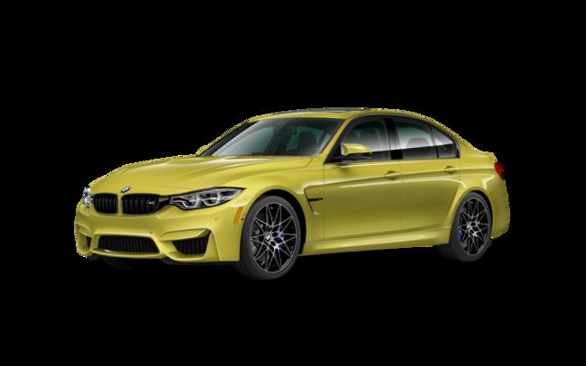 New 2018 BMW M3 Base Sedan in Erie, PA
