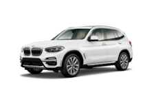 2018 BMW X3 xDrive30i SUV [ZDA, ZPP, ZCV, 508]