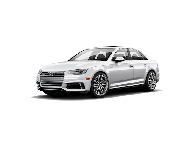 New 2018 Audi A4 2.0T Premium Plus Sedan For Sale in Beverly Hills