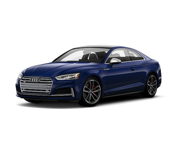 New 2018 Audi S5 3.0T Premium Plus Coupe in Devon, PA