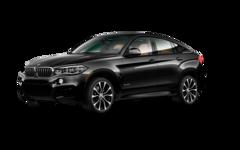 2018 BMW X6 Xdrive50i SUV