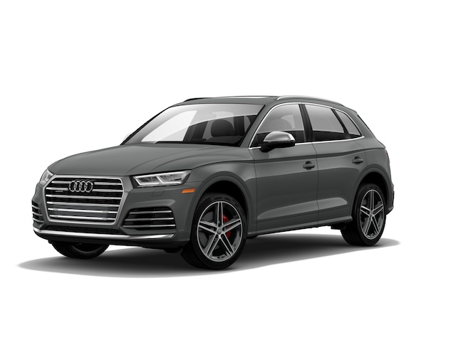 New 2019 Audi SQ5 3.0T Premium Plus 3.0 TFSI Premium Plus WA1B4AFY8K2018814 near Chicago