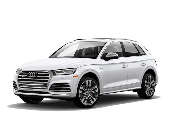 New 2018 Audi SQ5 3.0T Premium Plus 3.0 TFSI Premium Plus Near San Francisco