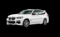 New 2018 BMW X3 M40i SUV 28094 in Doylestown, PA
