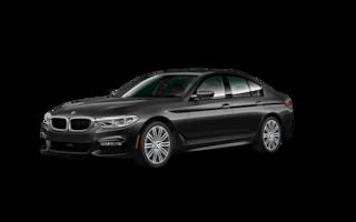 New 2018 BMW 540d Sedan Seattle, WA