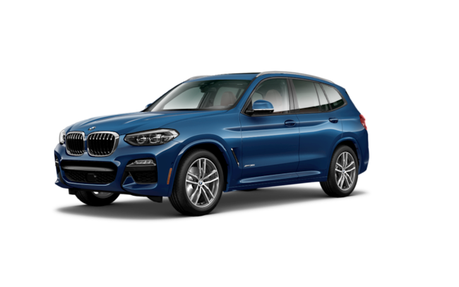 New 2018 BMW X3 Xdrive30i Sports Activity Vehicle SAV in Berkeley