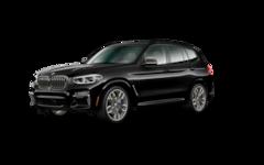 New 2018 BMW X3 M40i Sport Utility 5UXTS3C57J0Y96121 for sale in Norwalk, CA at McKenna BMW