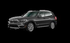 New 2018 BMW X3 SUV in Seattle, WA