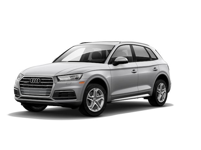 New 2018 Audi Q5 2.0T Tech Premium SUV Near Deer Park NY