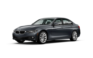 2018 BMW 320i xDrive Sedan