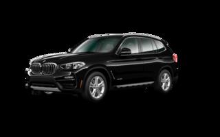 New 2018 BMW X3 xDrive30i SUV in Houston
