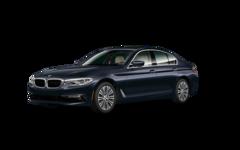 2018 BMW 5 Series 530i Xdrive Sedan Car