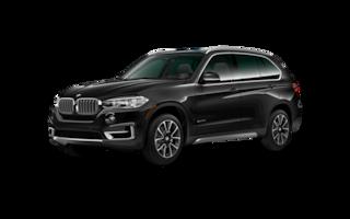 New 2018 BMW X5 SAV Seattle, WA