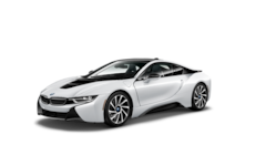 2017 BMW i8 Coupe 6-Speed Automatic