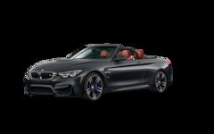 2018 BMW M4 Base Convertible
