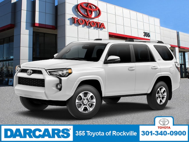 New 2019 Toyota 4Runner SR5 Premium SUV Baltimore, MD
