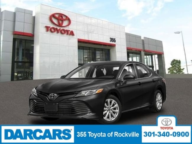 New 2018 Toyota Camry LE Sedan in Rockville, Maryland