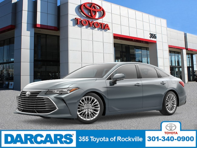 New 2019 Toyota Avalon Limited Sedan in Rockville, Maryland