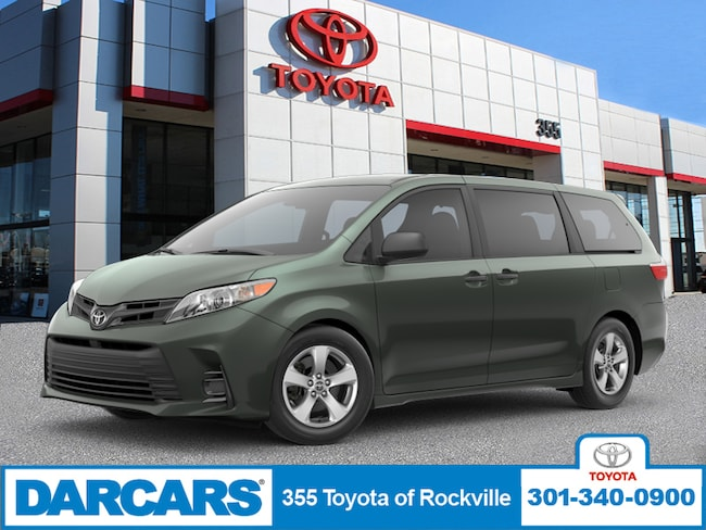 New 2019 Toyota Sienna L 7 Passenger Van in Rockville, Maryland
