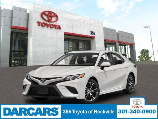 New 2018 Toyota Camry SE Sedan in Rockville, Maryland