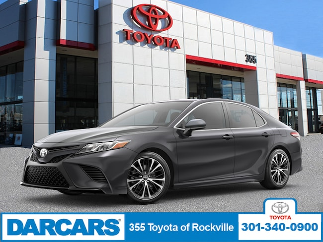 New 2019 Toyota Camry SE Sedan in Rockville, Maryland