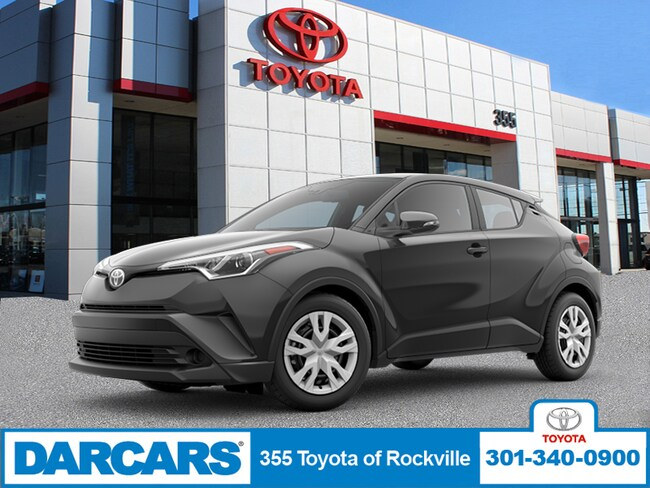 New 2019 Toyota C-HR LE SUV in Rockville, Maryland