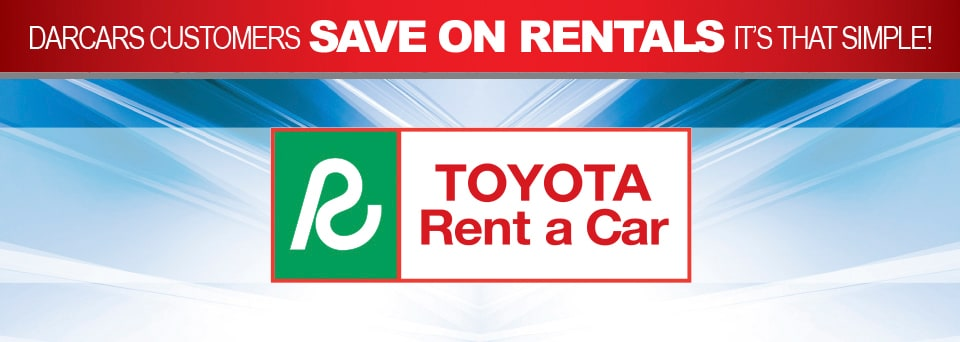 Car Rental Application 355 Toyota Rockville Md