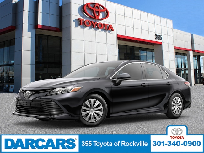 New 2019 Toyota Camry L Sedan in Rockville, Maryland