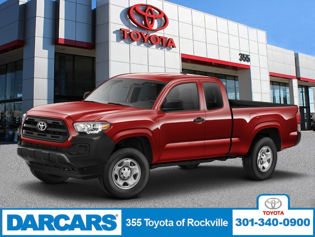 New 2019 Toyota Tacoma SR Truck Access Cab in Rockville, Maryland