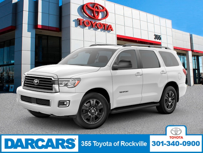 New 2019 Toyota Sequoia TRD Sport SUV in Rockville, Maryland
