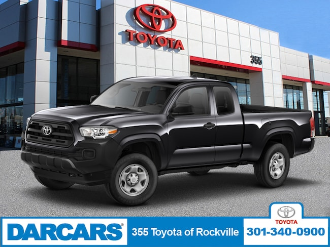 New 2019 Toyota Tacoma SR V6 Truck Access Cab in Rockville, Maryland