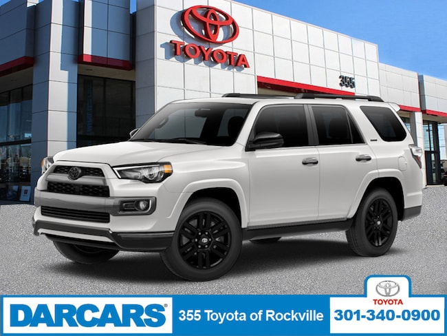 New 2019 Toyota 4Runner Limited Nightshade SUV in Rockville, Maryland