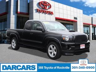 2010 Toyota Tacoma X-Runner 4X2 Pickup Truck