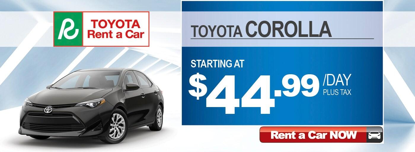 DARCARS 355 Toyota Rental Center
