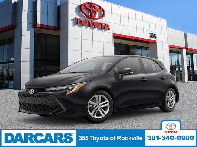 New 2019 Toyota Corolla Hatchback SE Hatchback in Rockville, Maryland