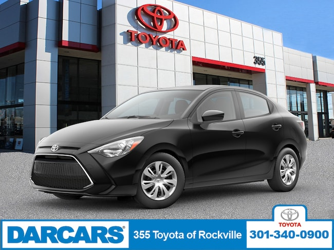 New 2019 Toyota Yaris Sedan L Sedan in Rockville, Maryland
