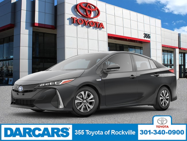 New 2019 Toyota Prius Prime Premium Hatchback in Rockville, Maryland