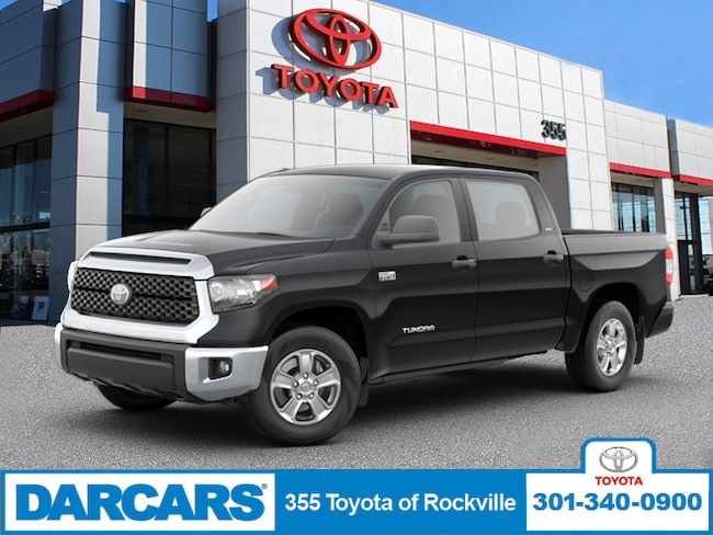 New 2019 Toyota Tundra SR5 5.7L V8 Truck CrewMax in Rockville, Maryland