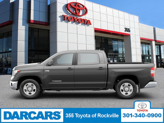 New 2019 Toyota Tundra SR5 4.6L V8 Truck Double Cab in Rockville, Maryland